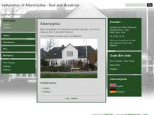 Albertslykke Bed & Breakfast